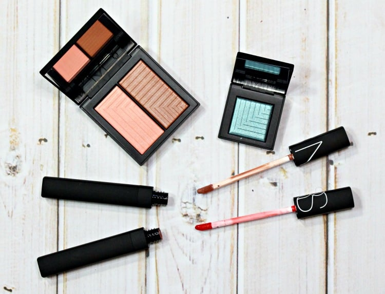 NARS Under Cover Makeup Collection Summer 2016 swatches photos review