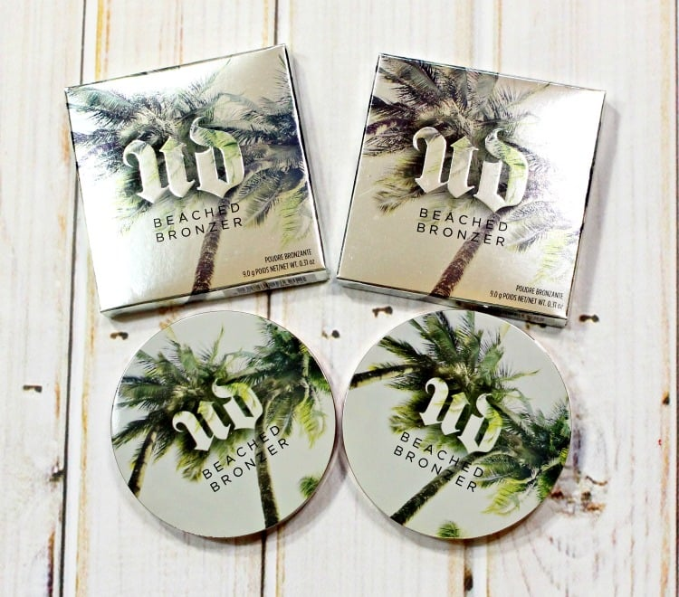 Urban Decay Beached Bronzer packaging