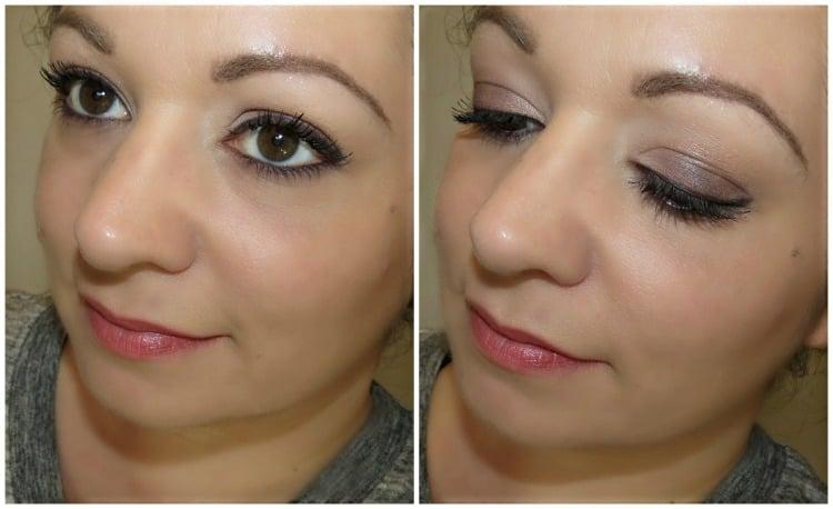 easy low maintenance makeup look