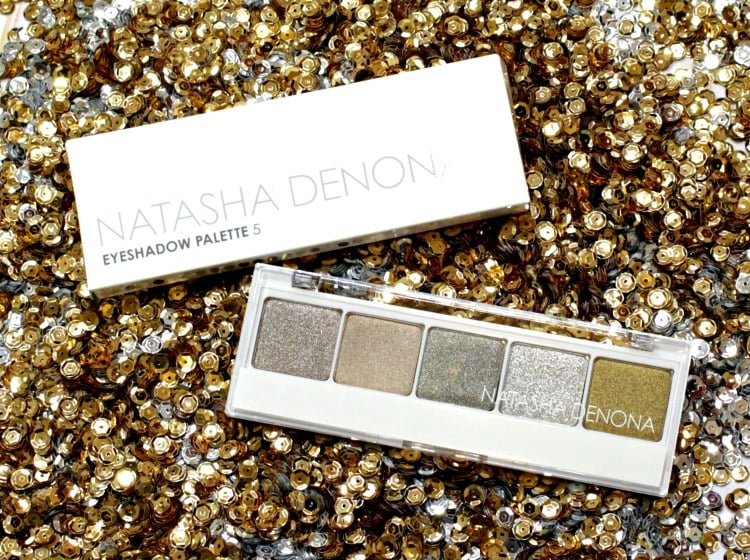 Natasha Denona Palette 09 Eyeshadow swatches review