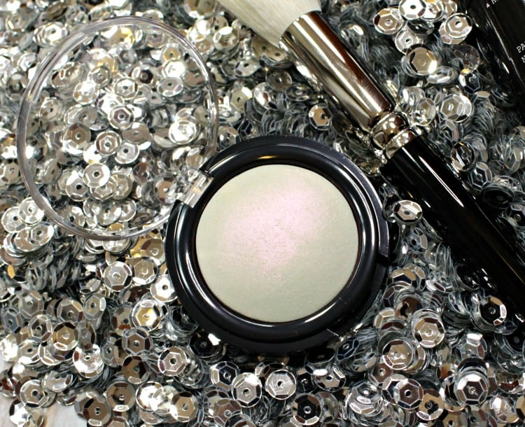 Pat McGrath Labs Nude Skinfetish 003 powder highlighter pigment review