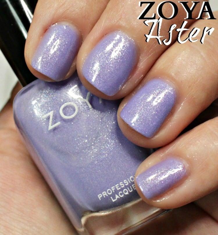 Zoya Aster Nail Polish Swatches