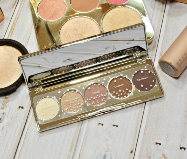 BECCA x Jaclyn Hill Champagne Collection Eyeshadow Palette Sephora review