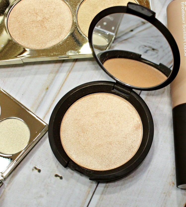 BECCA x Jaclyn Hill Champagne Pop Highlighter pressed Swatches review