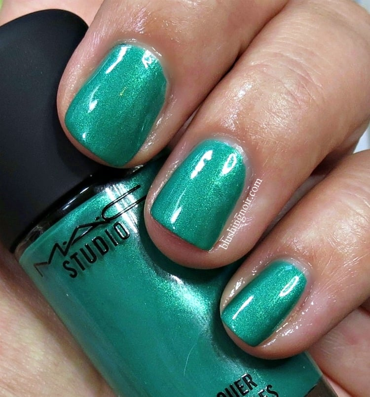Nail Polish Style: MAC Fashion Pack Collection Swatches + Review