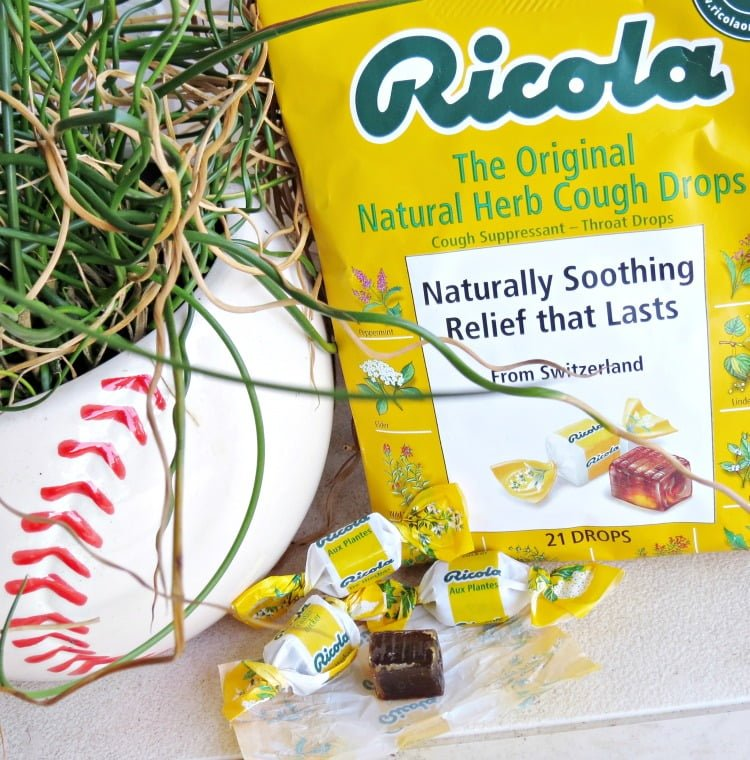 Ricola herb throat drops #swissherbs review