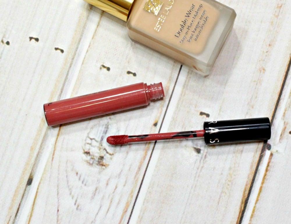 Sephora Cream Lip Stain 13 Marvelous Mauve swatches review