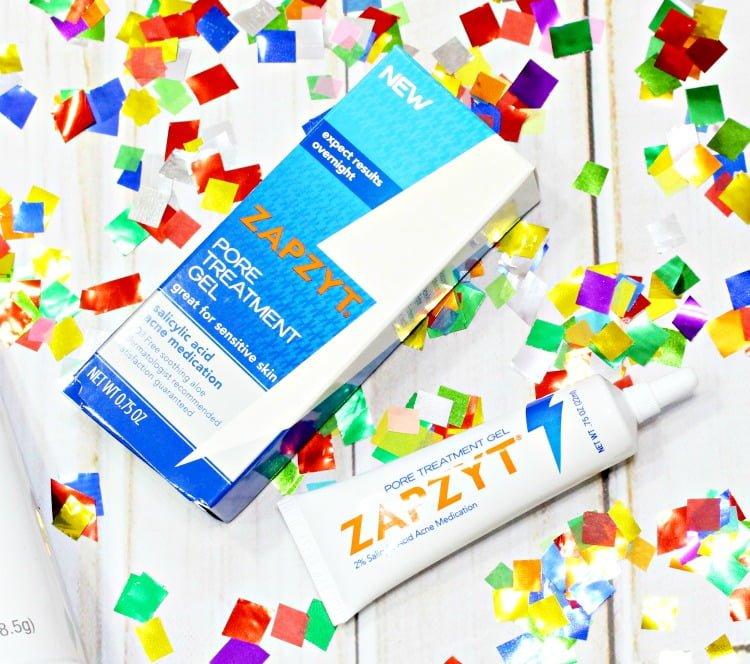 Zapzyt Pore Treatment Gel review #lovezapzyt #zapmyzit