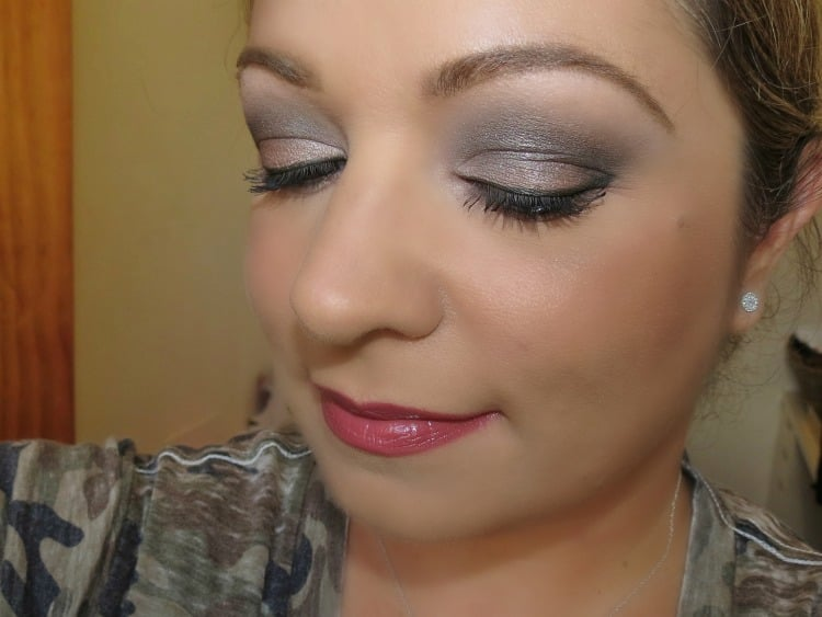 PUR Cosmetics Love Your Selfie 2 palette EOTD