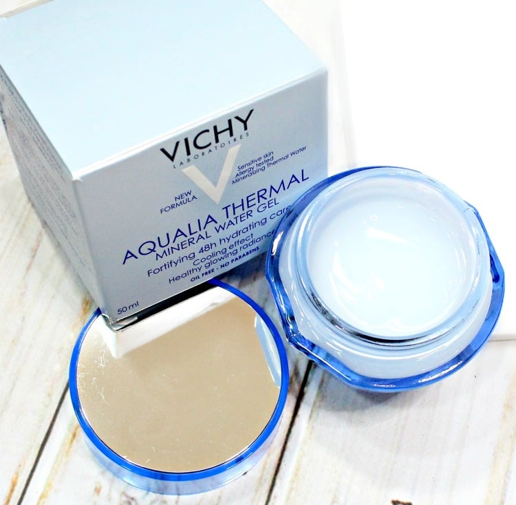 Vichy Aqualia Thermal Mineral Water Gel Moisturizer review coupon code