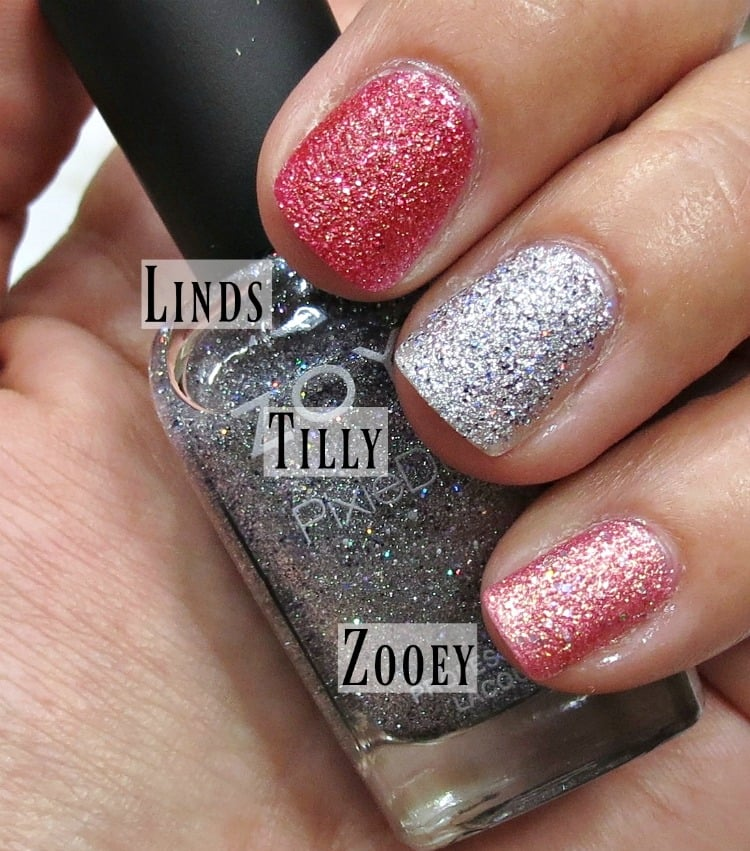 Zoya Nail Polish Swatches Linds Tilly Zooey