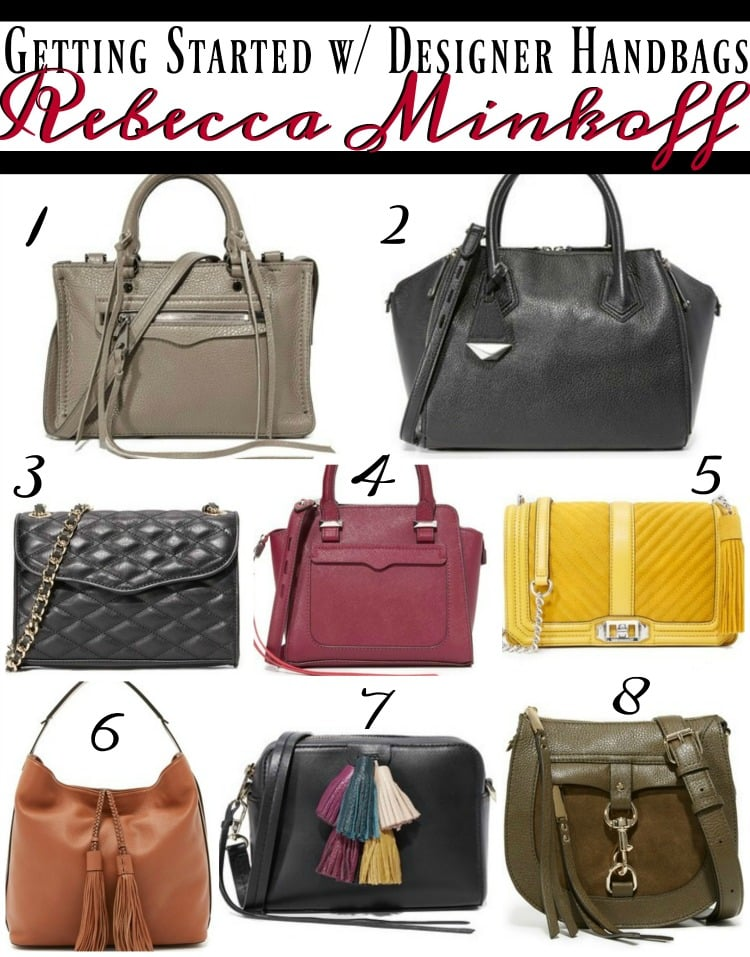5197097565 Starting Your Designer Handbag Collection    Rebecca Minkoff at Shopbop