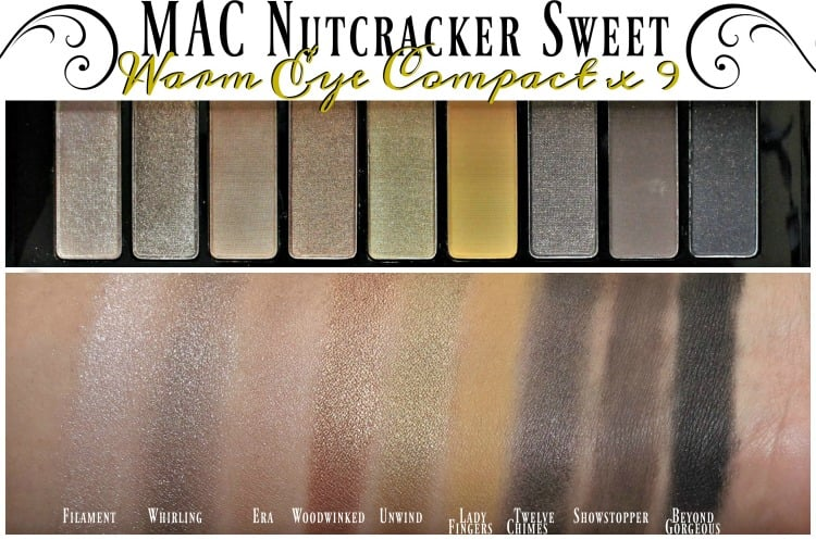 mac-nutcracker-sweet-holiday-warm-eye-compact-eye-shadow-palette-x-9-swatches-review-swatch-pics