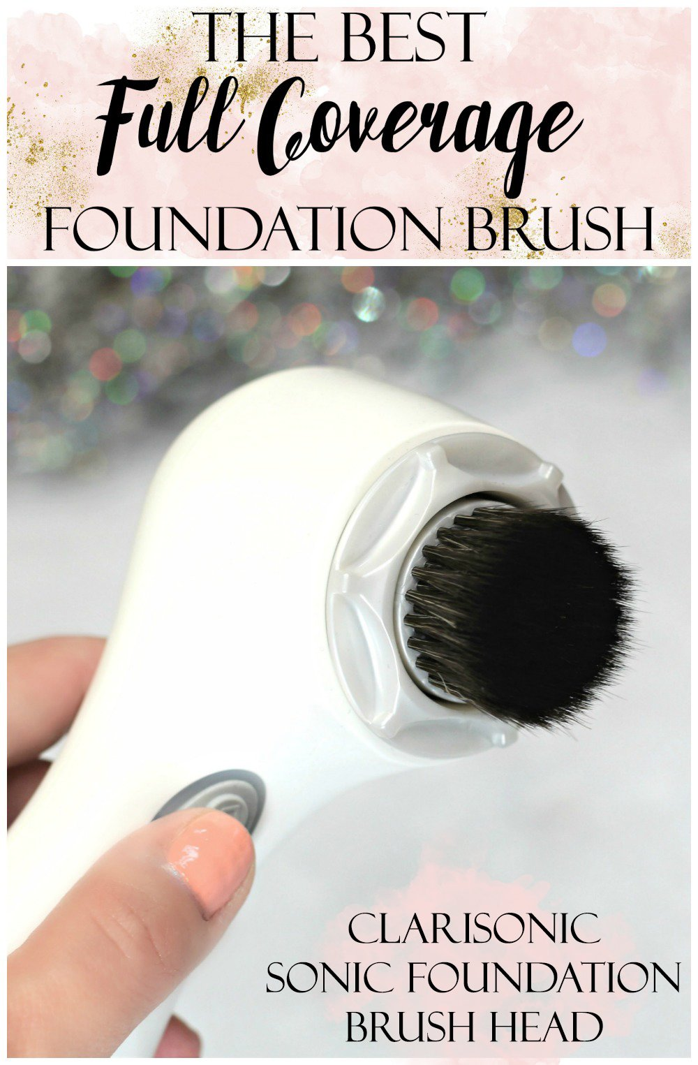 The Best Foundation Brush For Makeup My New Go To
