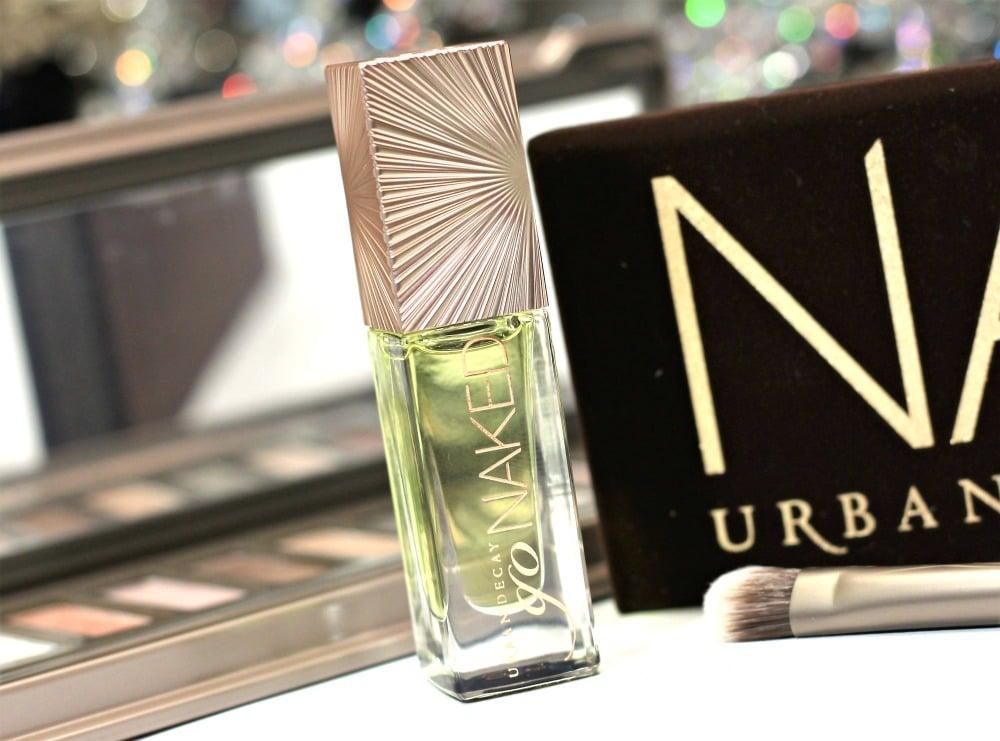 Urban Decay Go Naked Perfume Oil Review + Photos