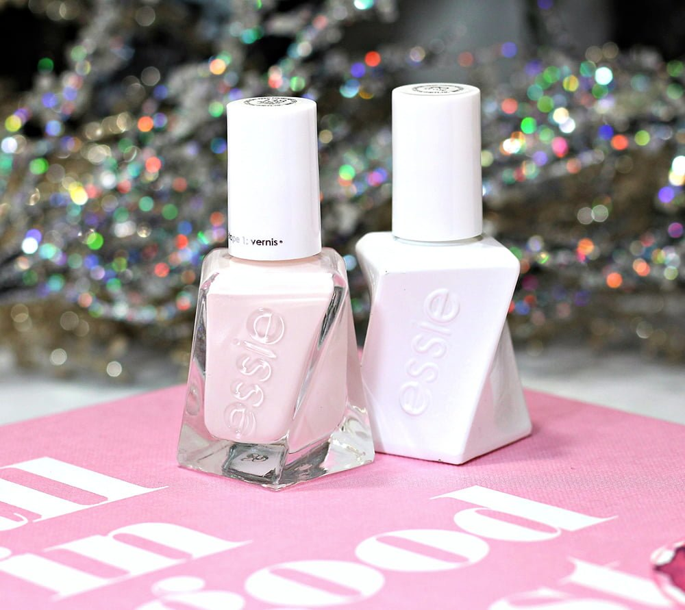 Essie Pre-Show Jitters Gel Couture Nail Polish Formula Swatches + Review