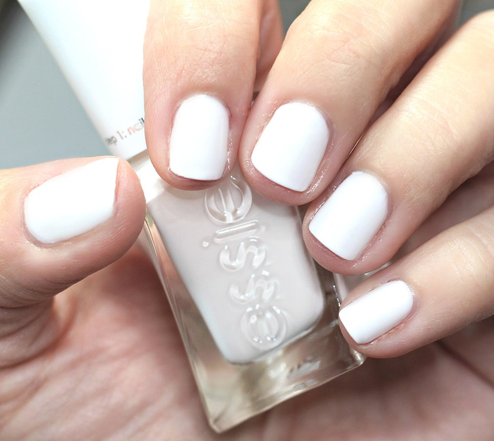 Essie Pre Show Jitters Gel Couture Nail Polish Formula Swatches Review