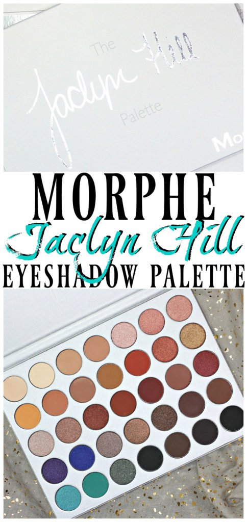 Morphe x Jaclyn Hill Eyeshadow Palette Swatches + Review