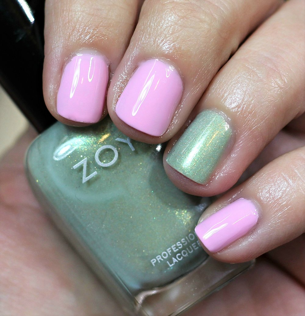Zoya Charming Nail Polish Collection Swatches + Review