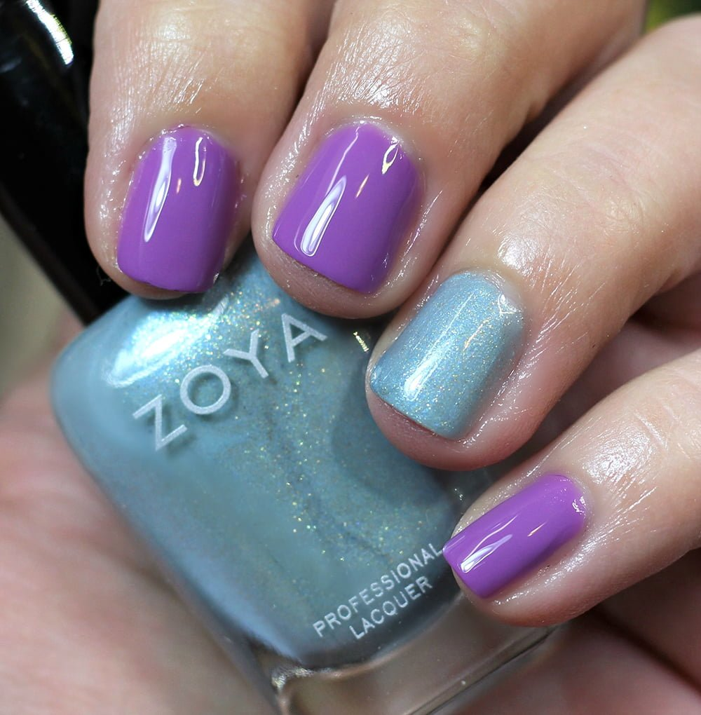 zoya charming nail polish collection swatches review
