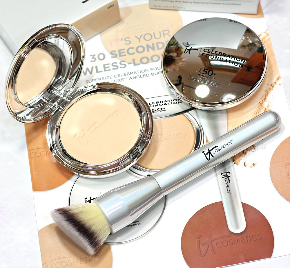 It Cosmetics It S Your 30 Seconds To Flawless Looking Skin Qvc Tsv