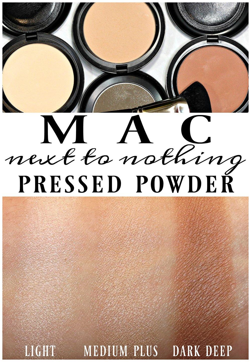Blot Pressed Powder by MAC #19