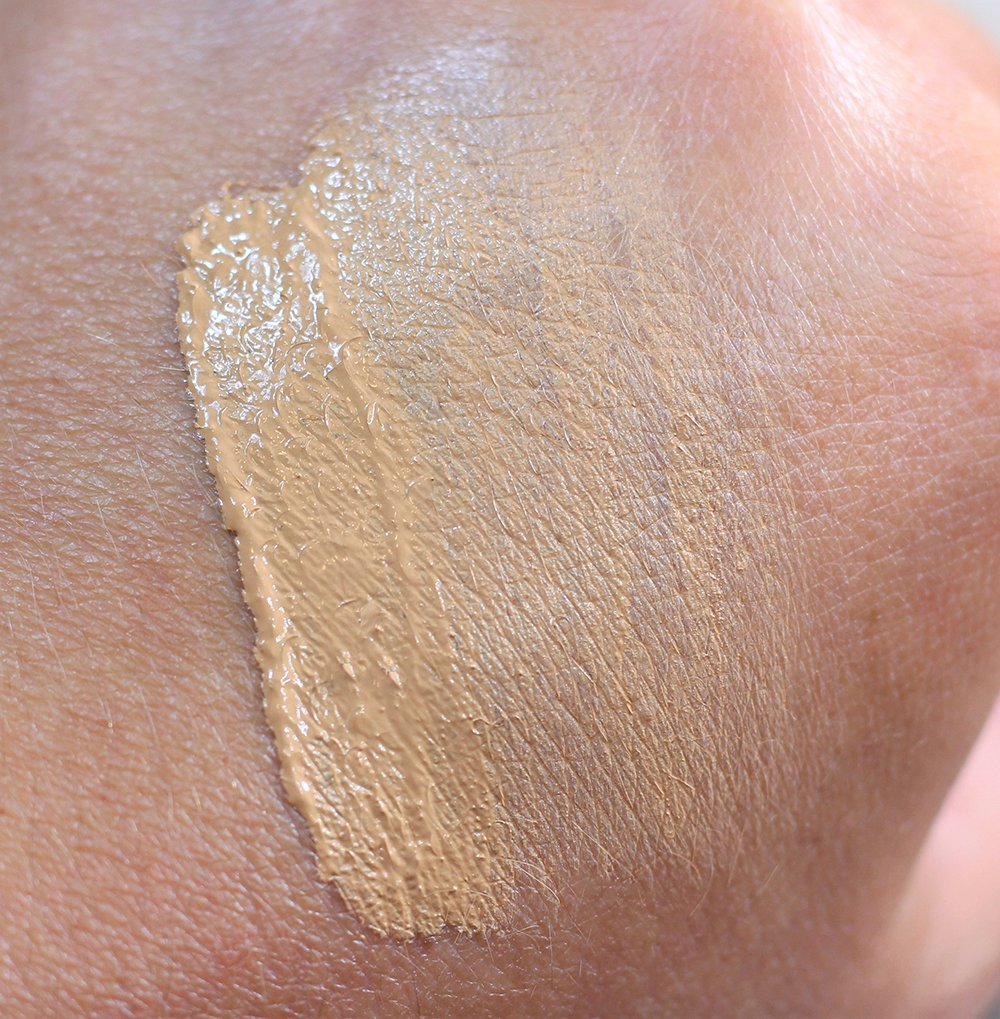 Natasha Denona Foundation X Shade 42 Swatches Photos Review Swatch