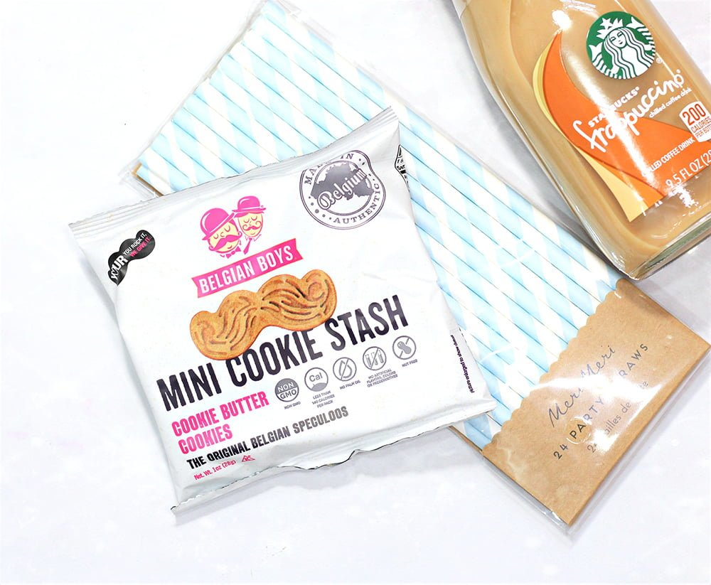 belgian boys mini cookie stash