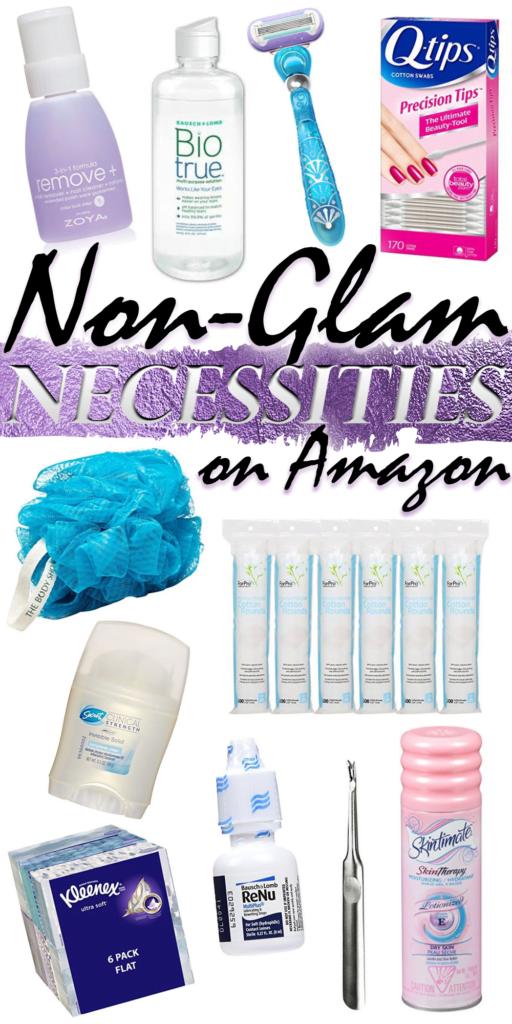 11 Non-Glam Beauty Necessities on Amazon