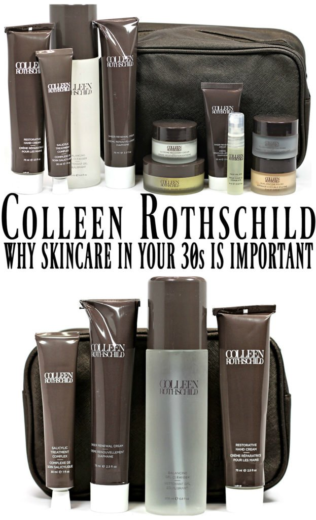 Colleen Rothschild Skincare & Why the Right Skincare in Your 30s Is Important