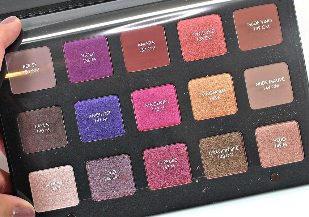 Lila Eyeshadow Palette by Natasha Denona #12