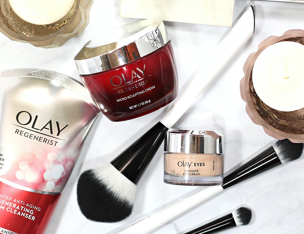 Olay 28 Day Challenge Regime Update #Olay28Day