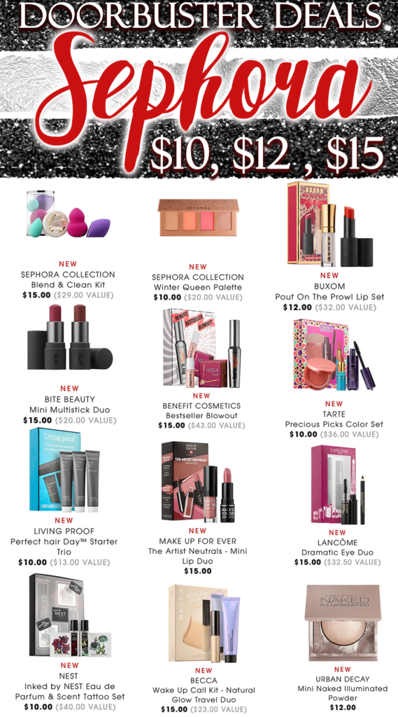 Black Friday & Cyber Monday Beauty Deals