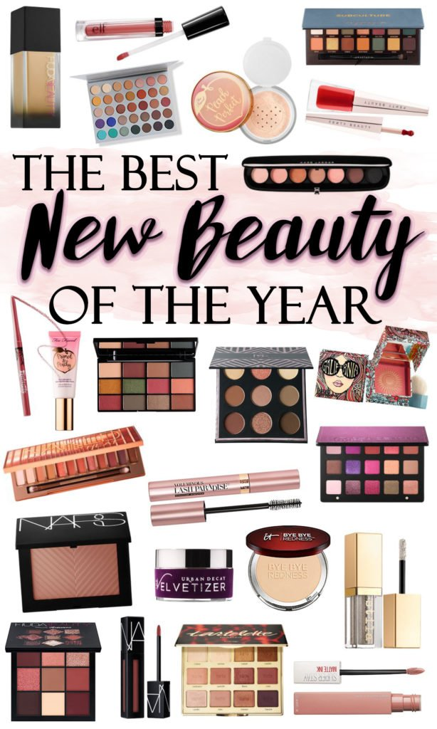 What is Your Favorite NEW Beauty Product of 2017?