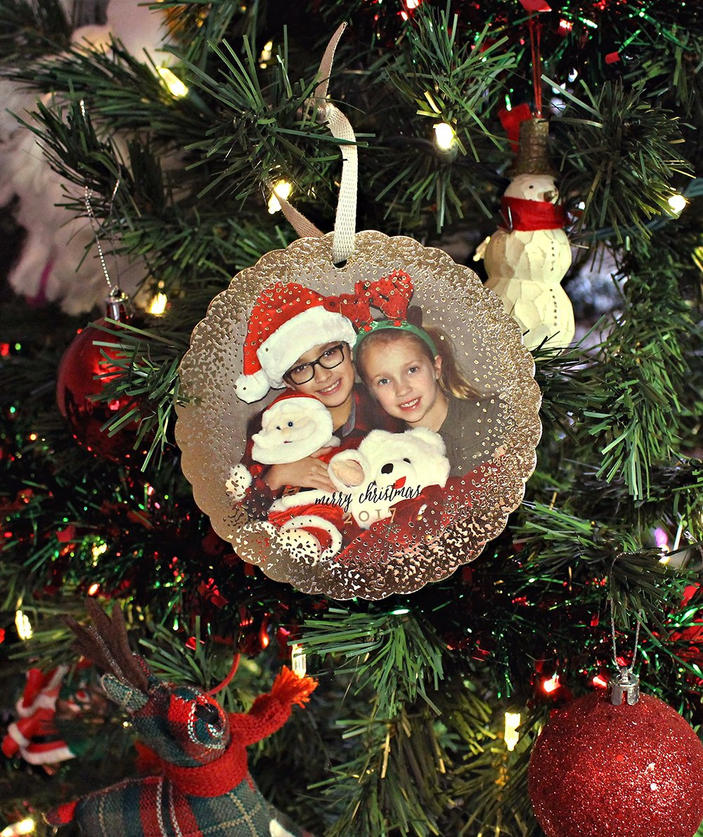 minted personalized holiday ornaments Christmas tree gifts for ...
