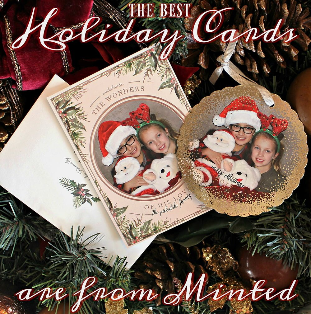 the best holiday Christmas cards minted website coupon code birthday ...
