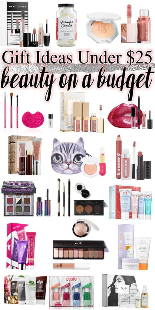 Valentine's Day Gift Giving Under $25 | Beauty on a Budget