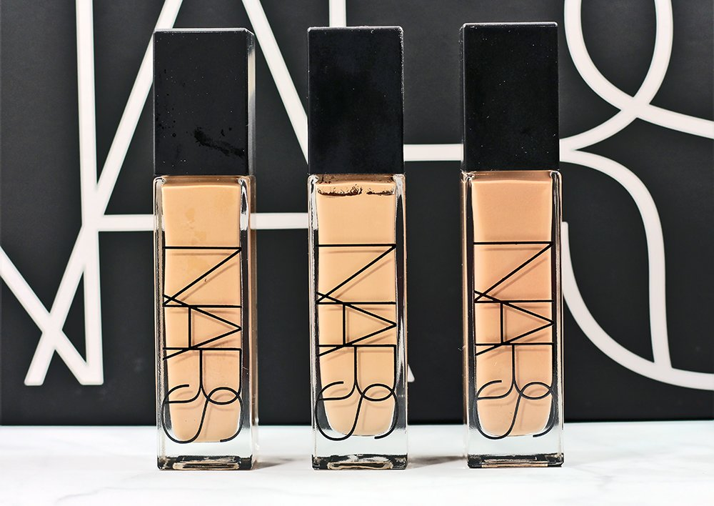 Does the NARS Natural Radiant Longwear Foundation Work on Oily Skin