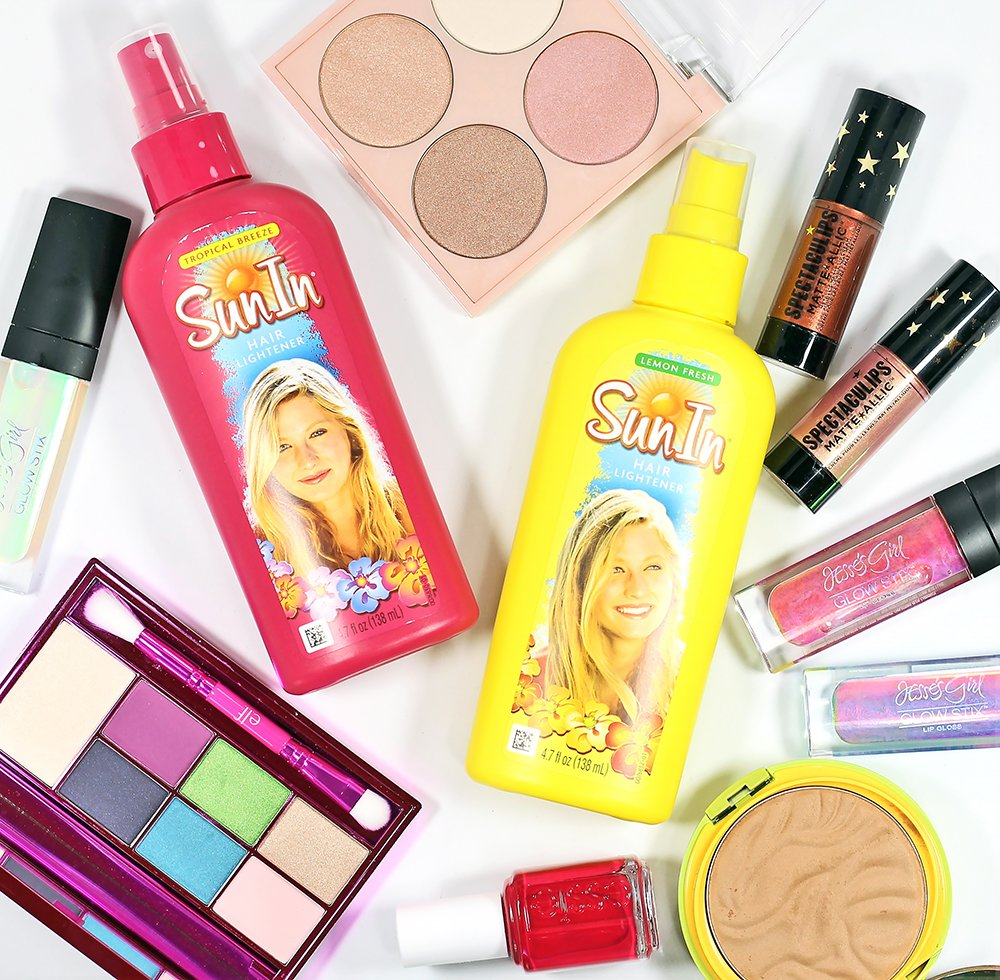 Inexpensive Summer Break Beauty Must-Haves