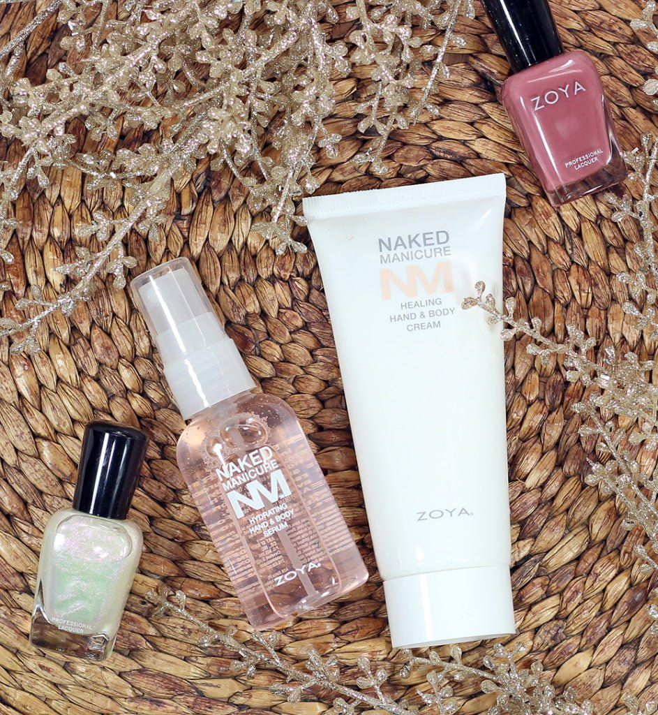 Zoya Naked Manicure Hydrate and Heal System