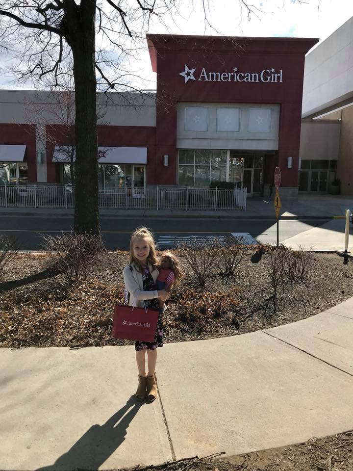Your First Trip to the American Girl Doll Store | What You Need to Know