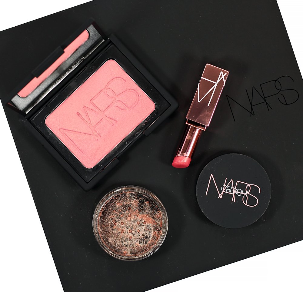What Makes You Blush? A Look at the NARS Orgasm Collection!