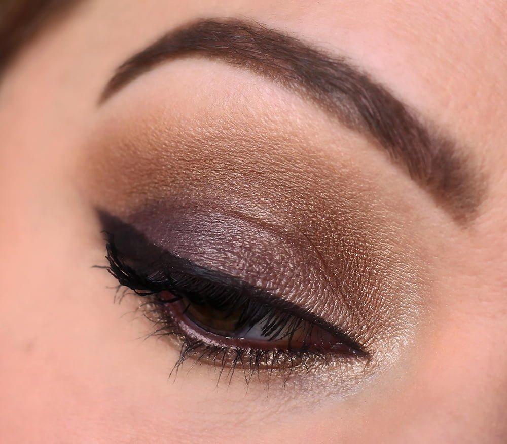 Too Faced Natural Eyes Eyeshadow Palette Eotd Blushing Noir