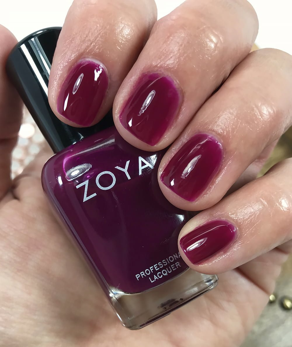 Zoya Jelly Brites Nail Polish Collection Swatches + Review