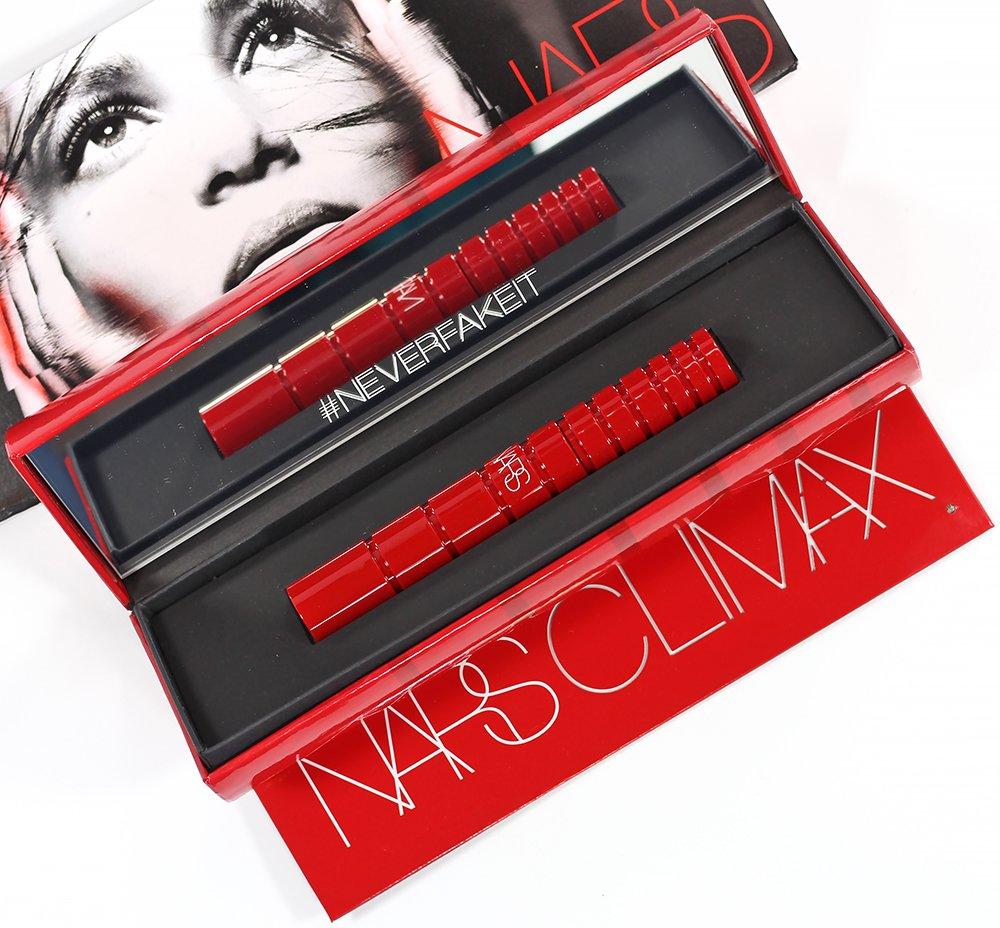 Znalezione obrazy dla zapytania nars climax mascara
