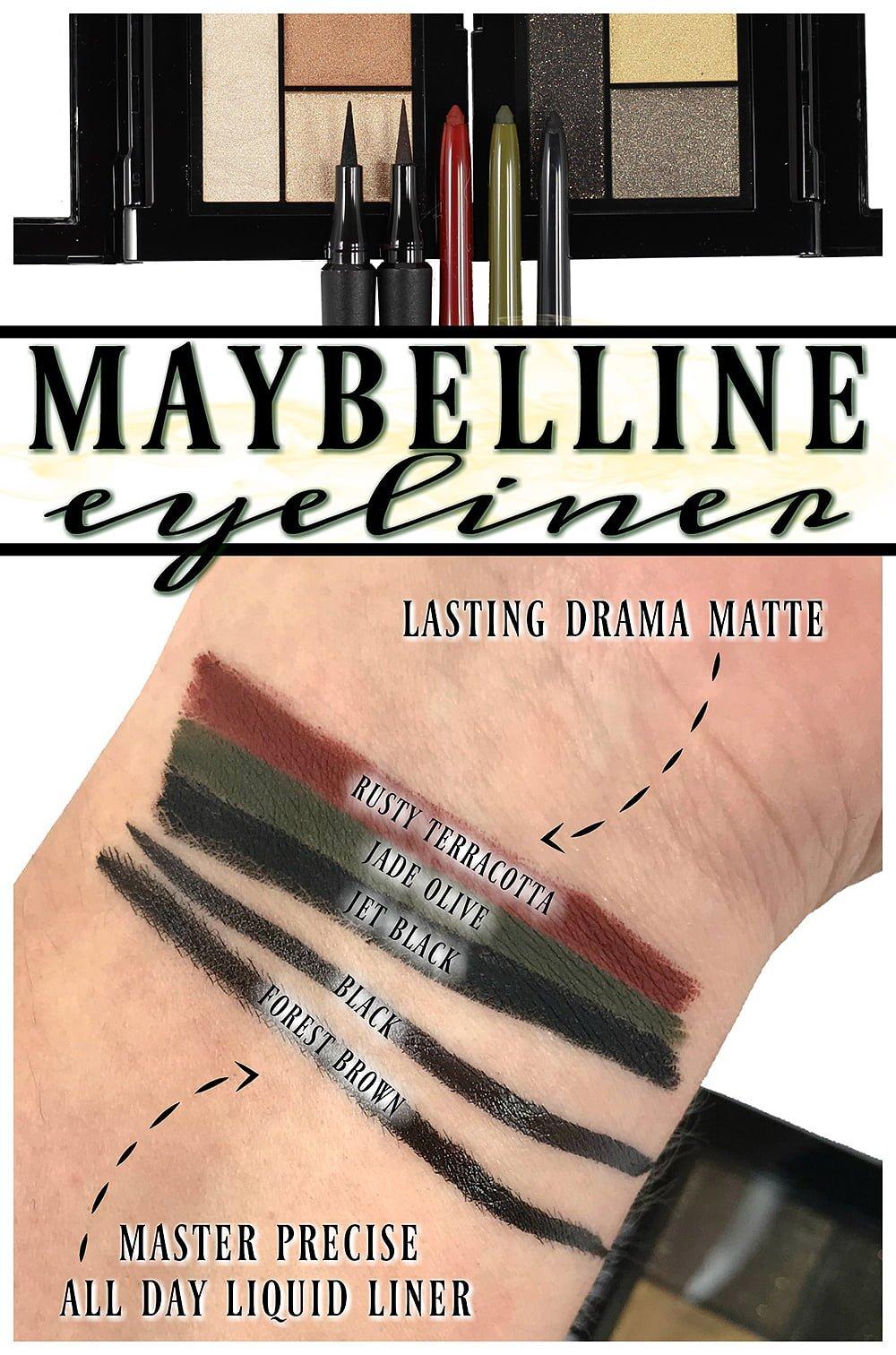 Matte Liquid Liner by NYX Professional Makeup #19