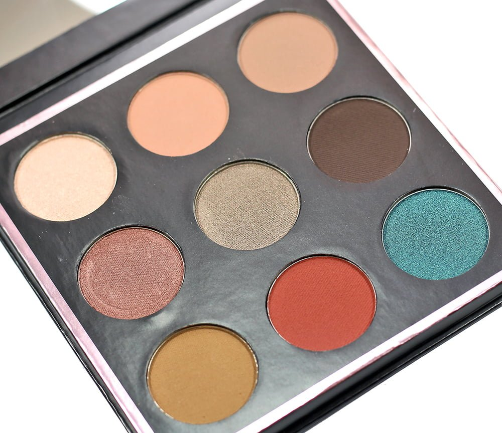 Makeup Geek Eyeshadows – custom eye shadow palette