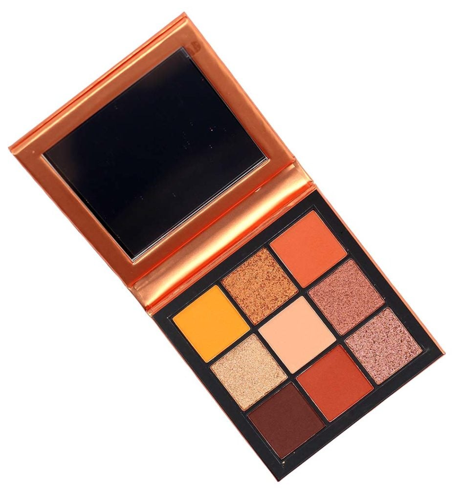 HUDA BEAUTY Topaz Obsessions Eyeshadow Palette Swatches, Review + EOTD | Precious Stones