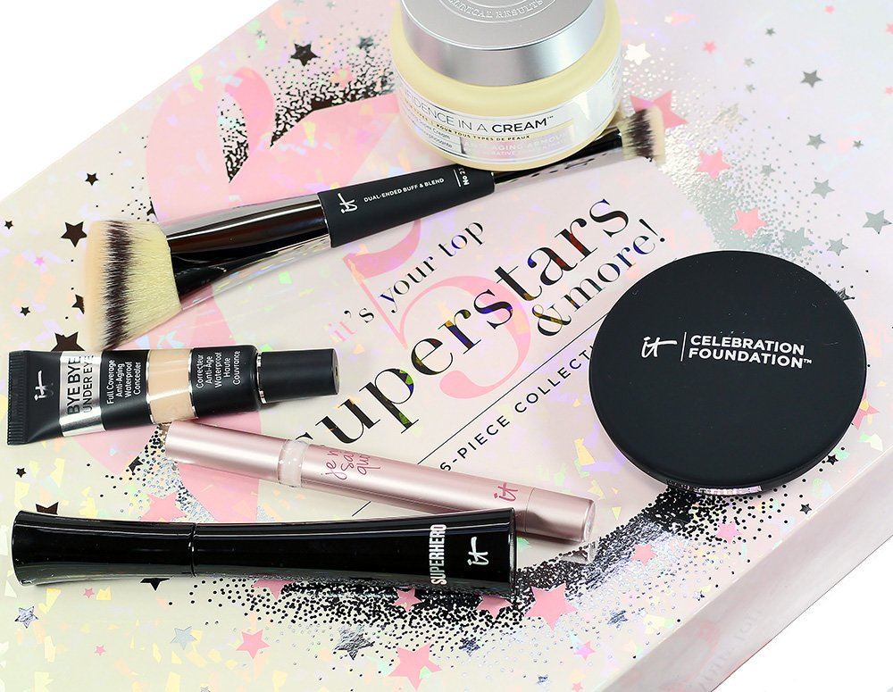 IT Cosmetics IT's Your Top 5 Superstars & More QVC TSV! VIDEO Review & Demo
