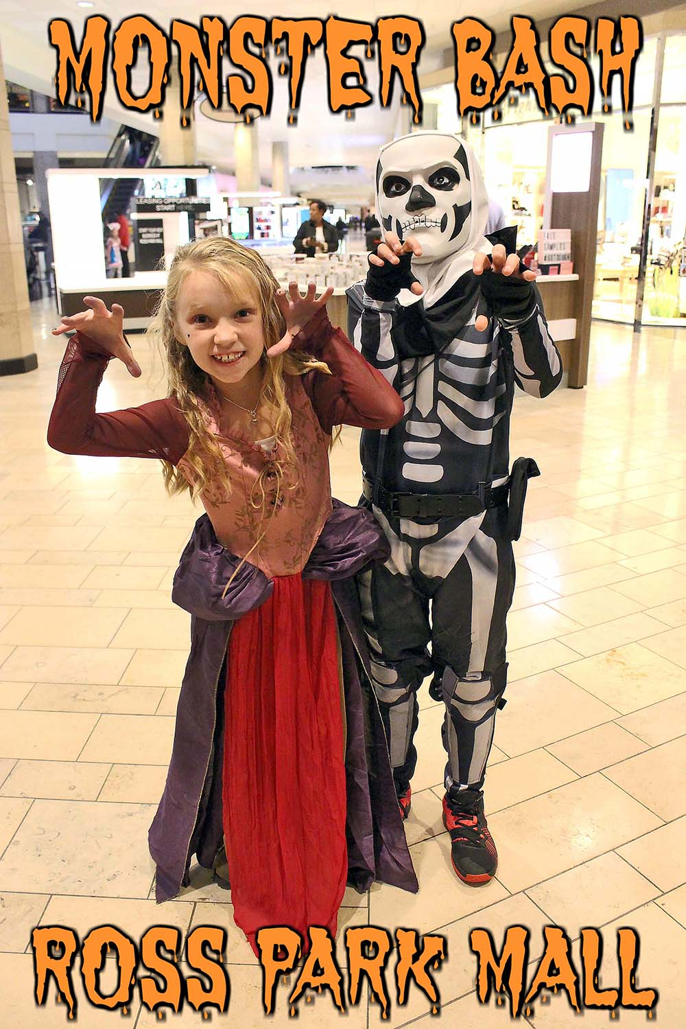 free family fun in pittsburgh, pa | halloween monster bash